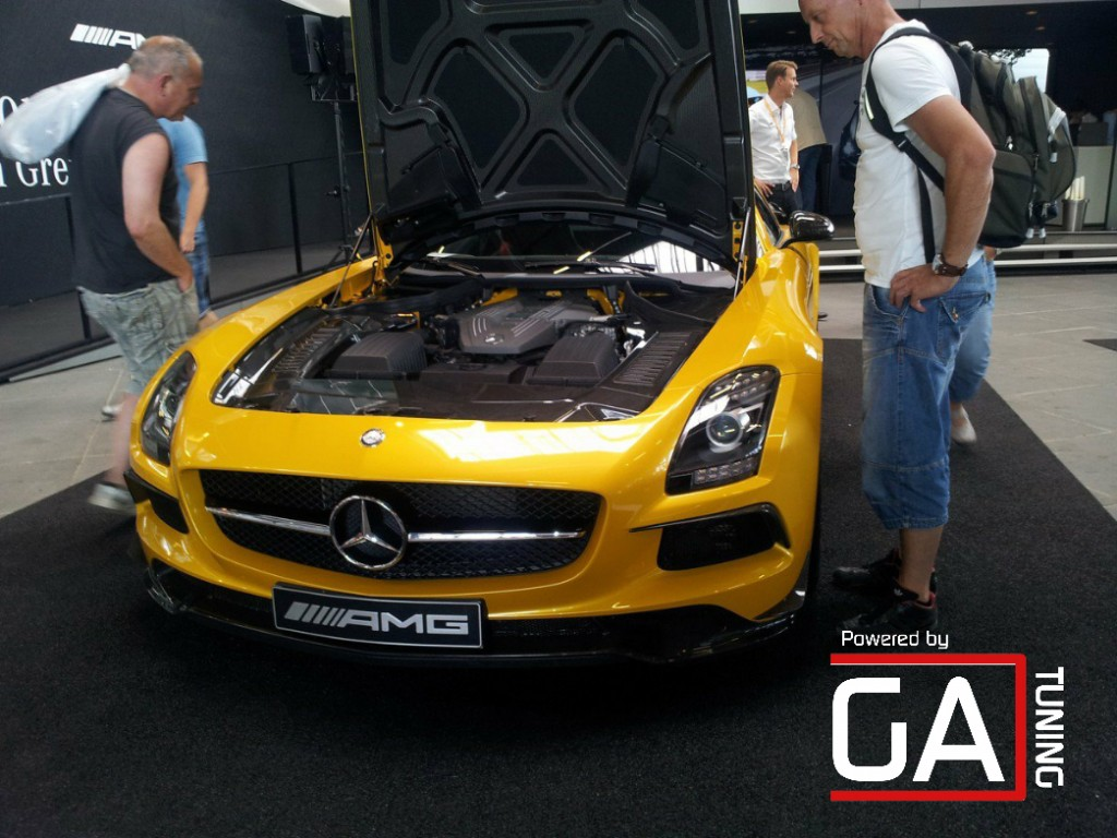 SLS AMG Remapping