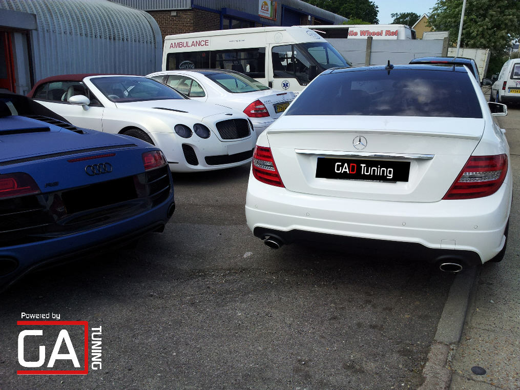 Mercedes C350 CDI Remapping!!!   Mercedes-Benz Owners' Forums